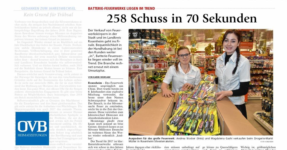 Drogeriemarkt Müller Rosenheim