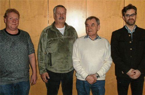 Krankenunterstützungsverein Ziegelberg ehrte Mitglieder