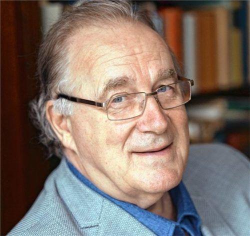 Lebt in Berlin und am Chiemsee: der Schriftsteller Sten Nadolny. Foto dpa
