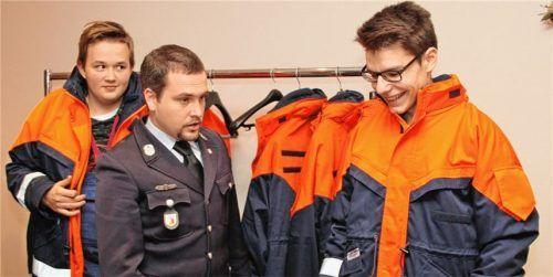 Rosenheimer Jugendfeuerwehrler besser geschützt