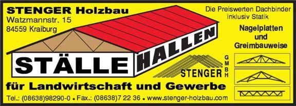Stenger Holzbau sonderthema 08 03 2018 ovb heimatzeitungen
