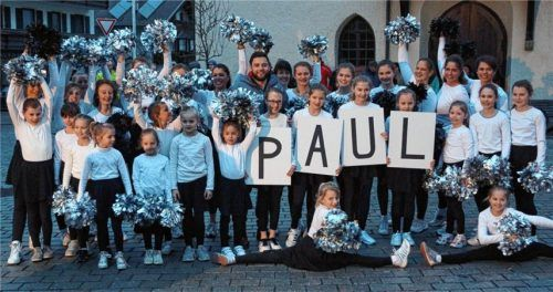 Samerberg: Gelungener Empfang für Olympiateilnehmer Paul Eckert