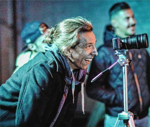 """Der Film """"Easy Raver"""" hat ohne Budget funktioniert – weil Mark Lohr (Bild) Freunde ins Boot holte oder Leute, die er selbst beim Feiern kennenlernte. """"Das ist ein richtig schönes und großes Familienprojekt geworden"""", freut sich der 22-Jährige.Fotos Missi Rascher"""
