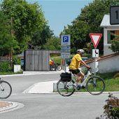Zu wenig Verkehr für Zebrastreifen