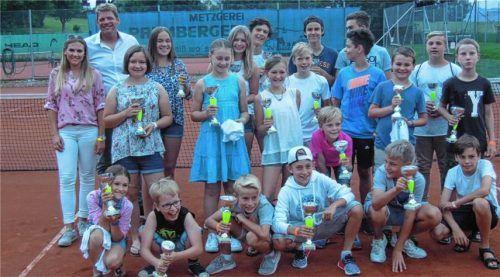 Clubmeisterschaft mit Sommerfest