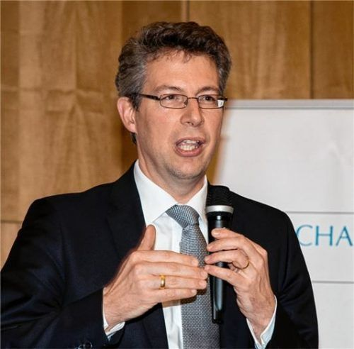Markus Blume, CSU-Generalsekretär. Fotos eff