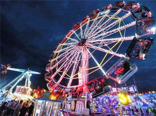 Hereinspaziert: Ende August lädt die Stadt Mühldorf wieder zum Herbstfest.