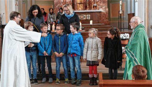 Vorbereitung Erstkommunion