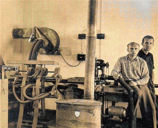 Mit Großvater Pius fängt 1919 alles an OVB Heimatzeitungen