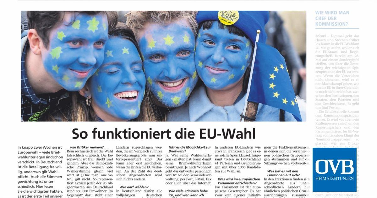 - OVB Heimatzeitungen