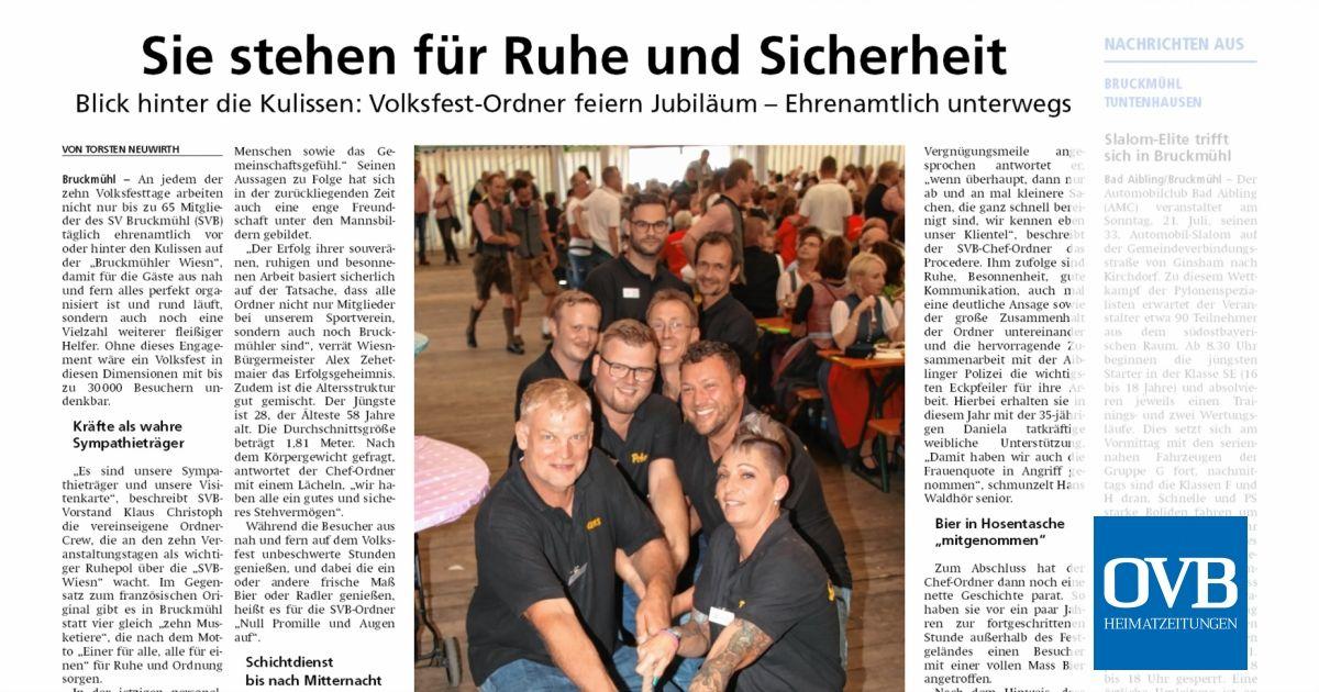 volksfest bruckmühl 2019