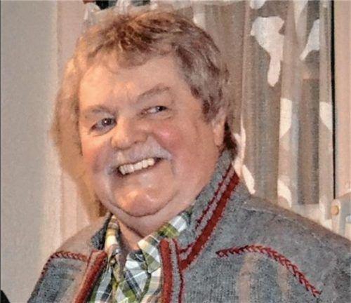 """Das verschmitzte Lächeln von Sepp Apfelböck, dem """"Falken-Wirt"""", ein bekanntes Buchbacher Wirtsoriginal, wird in der Wirtsstube ab 2020 nicht mehr zu sehen sein. Foto  Rampl"""