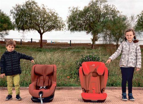 Bei Kindersitzen spielt die passende Größe eine wichtige Rolle. Foto Seat/mid/ak