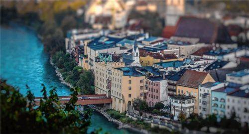 Traumhaft schöne Stadt mit guter finanzieller Lage: Wasserburg muss sich 2020 keine finanziellen Sorgen machen. Foto Cater