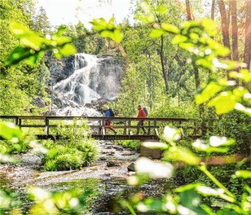 Der Fernwanderweg Bohusleden führt durch beeindruckende Natur. Foto Lukasz Warzecha/Westsweden.com