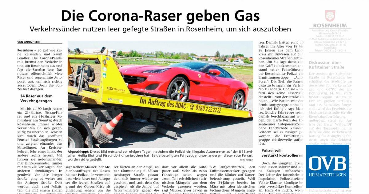 Corona Raser