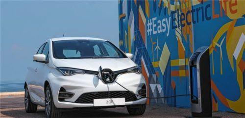 10000 Euro Elektrobonus gibt es für den Renault Zoe. Foto Auto-Medienportal.Net/Renault