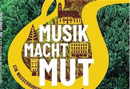 Das CD-Cover symbolisiert den Zusammenhalt der Wasserburger, die sich mit den Künstlern solidarisch erklärt haben. re