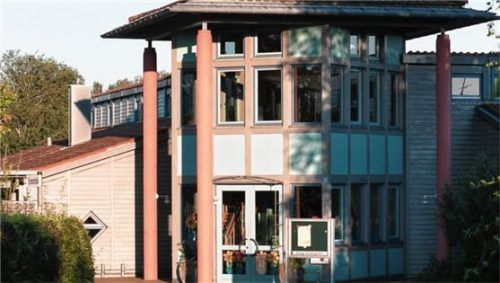 Der evangelische Kindergarten wird vergrößert.Foto  Günster