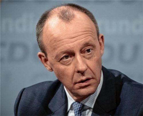 Friedrich Merz wäre in den Augen der Wasserburger Lokalpolitiker der Wunschkandidat für den CDU-Vorsitz. Die Entscheidung fällt am 15. und 16. Januar. Foto DPA