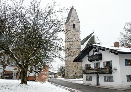 Hat erneut einen Titel geholt: Hirnsberg hoch über dem Simssee punktet in Sachen Tourismus. Foto Ammelburger