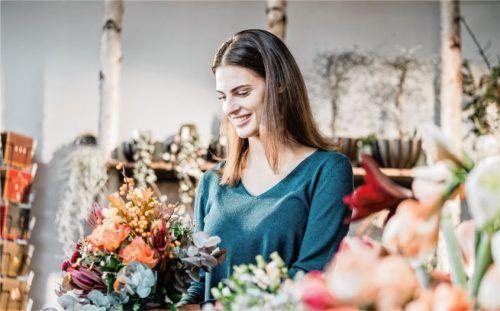 Mit dem Priener Gutschein können Kräuter dazu beitragen, den Ort lebens- und liebenswert zu gestalten. Foto Prien Marketing GmbH