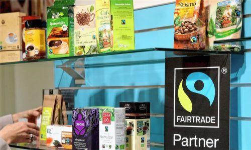 Pfaffing kann sich vorstellen, Fairtrade-Kommune zu werden, und beschäftigt sich mit den Schritten zur Zertifizierung. Foto dpa