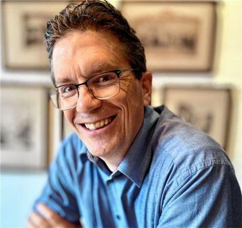 """""""Als würde man ein 10000-Teile-Puzzle legen"""": So beschreibt Chefdisponent Marcus Schneider seinen Job. Foto Janka"""