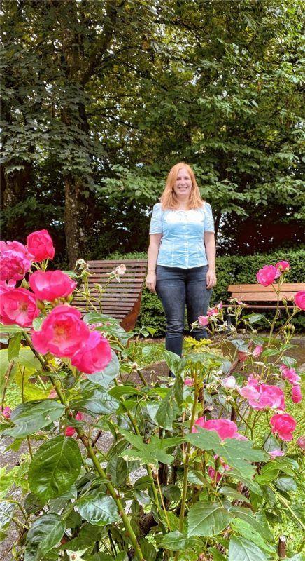 Cornelia Weber, die neue Leiterin der Kur- und Gästeinformation, sieht in der Gemeinde Bad Feilnbach mit Natur, Genuss und Kultur ein wunderbares Reiseziel. Dafür will sie nun noch mehr Urlauber begeistern. Foto Re