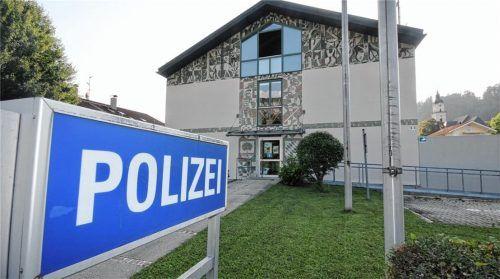 Das Polizeigebäude in Kiefersfelden steht im Eigentum des Freistaates und wird weiterhin von der Polizei genutzt werden, unabhängig davon, ob die Polizeiinspektion geschlossen wird oder nicht. Foto Schmidt