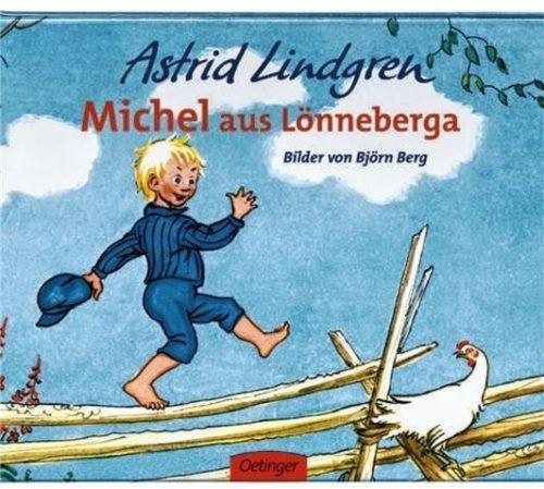 Der Michel aus Lönneberga ist der schlaue Held der gleichnamigen Kinderbücher. Foto DPA/Oetinger Verlag