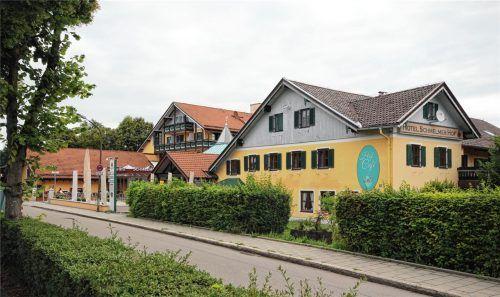 Die genauen Pläne zum Moor- und Therapiebad am Schmelmer-Hof sollen in der nächsten Stadtratssitzung Ende Juli vorgestellt werden. Foto Hadersbeck