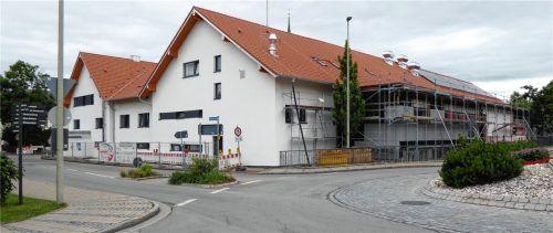 Die größten Posten im Jahr 2020 sind der Neubau des Wohn- und Geschäftshauses am Rathaus in Höhe von 2,1 Millionen Euro sowie die Sanierung der Feuerwehr Kolbermoor (Foto) mit rund 1,7 Millionen Euro. Foto Riediger