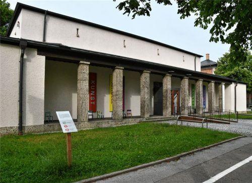 Die Städtische Galerie muss saniert werden. Die Mitglieder des Kulturausschusses sprachen sich nicht nur für eine Generalsanierung aus, sondern auch für einen Anbau eines Erd- und Untergeschosses. Foto Schlecker