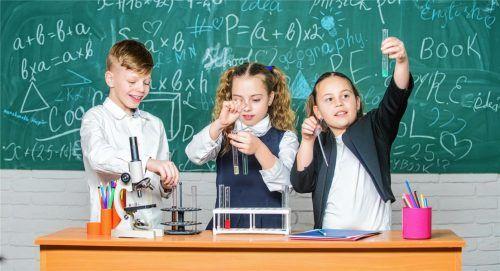 Individuelle Interessen, Freiheiten und die Förderung des Einzelnen stehen bei reformpädagogischen Schulen im Vordergrund. Foto Adobestock