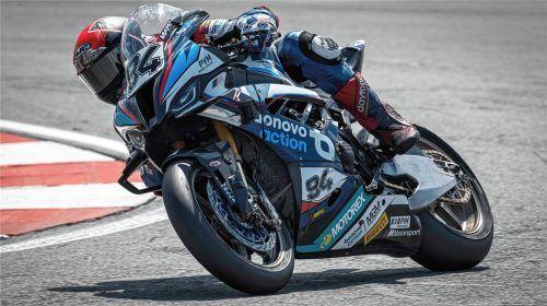 Jonas Folger war bei den Rennen in Donington Park nicht vom Glück verfolgt.Foto  ALEX PHOTO