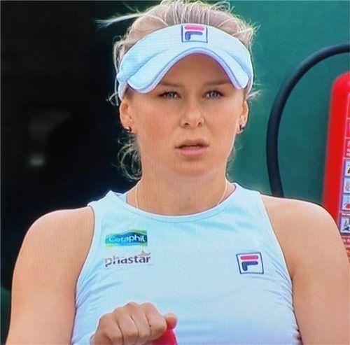 Kateryna Kozlova will wieder in die Top-100 der Weltrangliste zurück.
