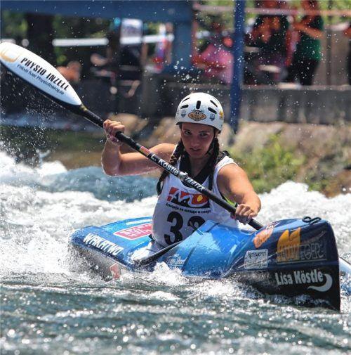 Mit einer starken Vorstellung bei der Qualifikation in Bad Kreuznach hat sich Lisa Köstle aus Inzell erneut für die U23-EM in diesem Jahr qualifiziert.