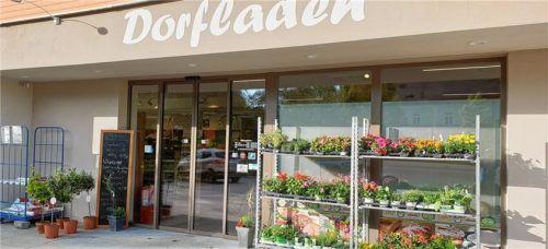 Der Dorfladen in Pfaffenhofen wird mehr und mehr zur Anlaufstation. Foto re