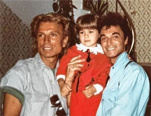 Jennifer Fischbacher hatte von klein auf eine enge Verbindung zu Siegfried und Roy.