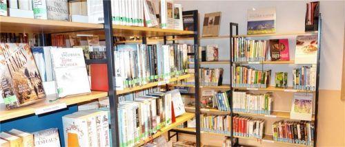 Die Bücherei in Reit im Winkl spielt aus Sicht der Gemeinde für den Ort und auch für die Kinder eine wichtige Rolle.Foto Hauser