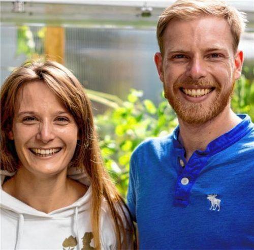 Die Geschwister Tanja und Andreas Schmidbauer kommen aus Prien und haben sich bewusst Drehorte in der Marktgemeinde ausgesucht. Foto Schmidbauer