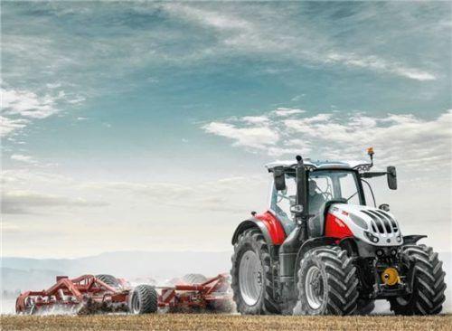 Höchstmaß an Qualität, Komfort und Technologie: Traktoren von Steyr.