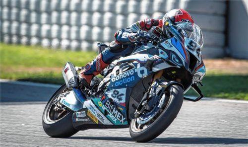 Jonas Folger kennt die Rennstrecke in Jerez de la Frontera sehr gut. Foto Bonovo Action MGM Racing