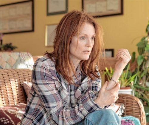 Julianne Moore spielt die an Alzheimer erkrankte Alice. Der Film wird am Mittwoch,22. September, im Kinopolis gezeigt.Foto dpa/Jojo Whilden/