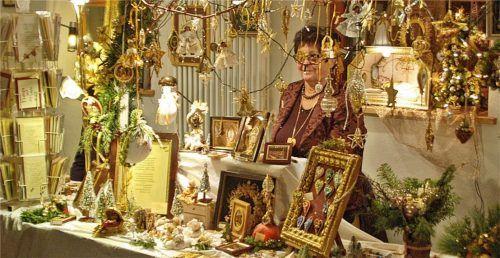 Der Mettenheimer Adventsmarkt gilt als einer der schönsten Weihnachtsmärkte in der Region. Eine abgespeckte Variante soll es nach Ansicht des Gemeinderates nicht geben. Es könnte dem Ruf schaden.Foto Kretschko