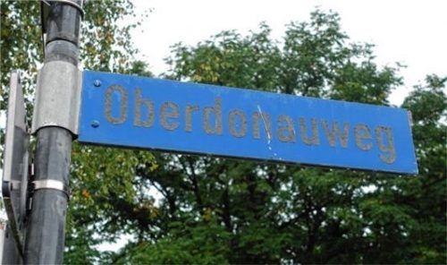 Der Oberdonauweg sollte wieder umbenannt werden, findet der Historiker Walter Leicht. Auch hier hatten die Nationalsozialisten ihre Finger im Spiel.