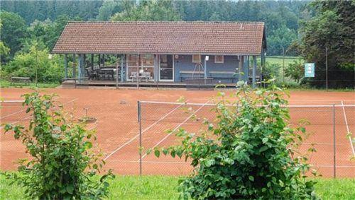 Der Schnaitseer Tennisclub wurde beauftragt, einen umweltfreundlichen Belag zu nutzen. Einige Mitglieder haben jedoch Bedenken hinsichtlich der Nachhaltigkeit der Beschaffenheit. Foto Unterforsthuber