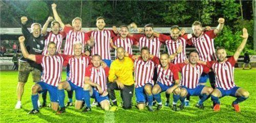 Der TSV Wasserburg hat den AH-Unertl-Cup gewonnen.