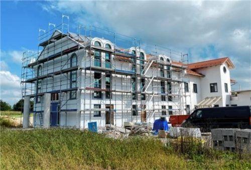 Die Moschee des Vereins türkischer Arbeitnehmer in Bruckmühl soll noch in diesem Jahr bezogen werden.